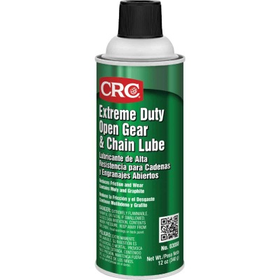 CRC 12 Oz. Extreme Duty Open Gear and Chain Lubricant