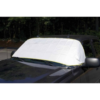 Bare Ground 93 In. x 23 In. Nylon Windshield Cover