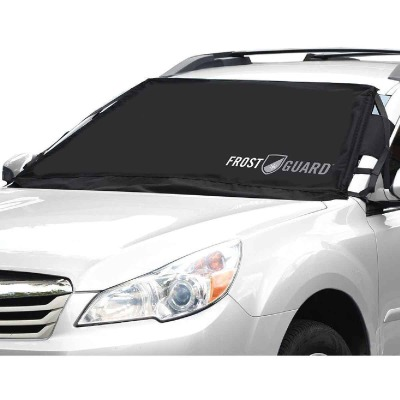 FrostGuard 70 In. x 41 In. Polyester Pro Windshield Cover