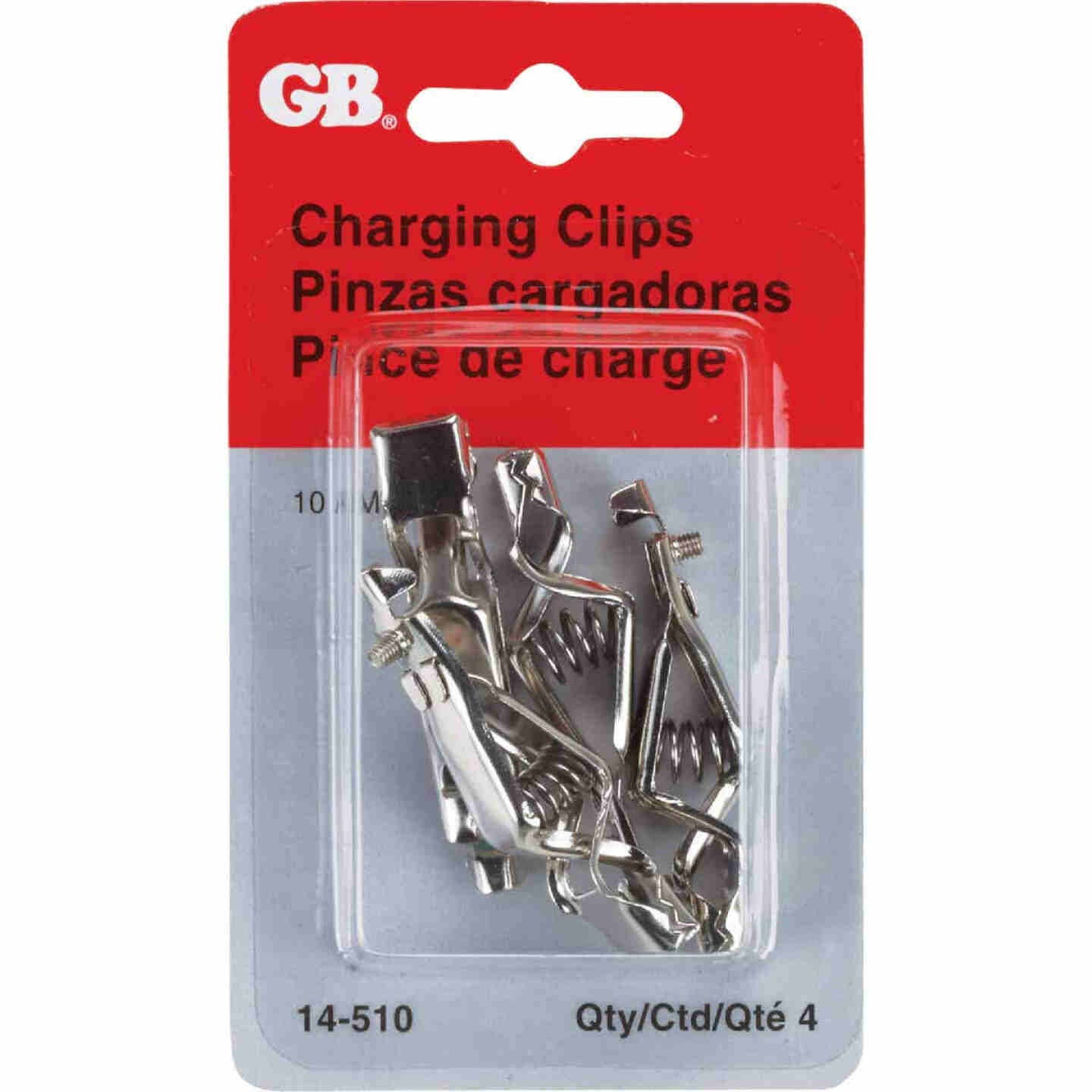 Gardner Bender 10A Steel Battery Charging Clip, (4-Count) Image 2