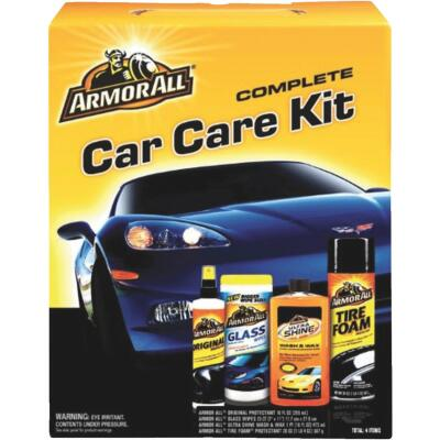 Armor All Armor All Interior/exterior Gift Pack Detailer (includes 4 Items)
