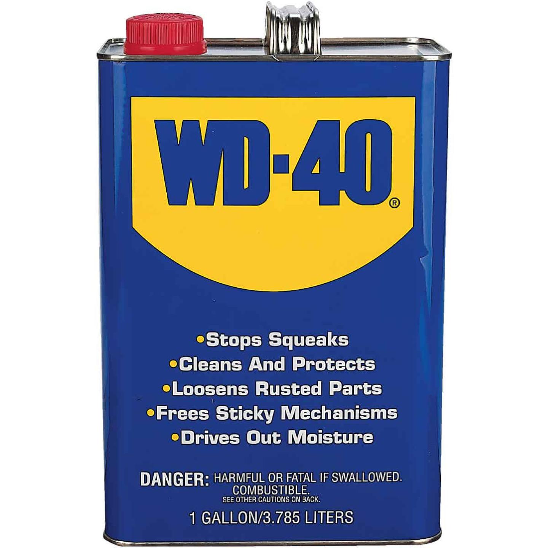 WD-40 Gal. Liquid Multi-Purpose Lubricant Image 1