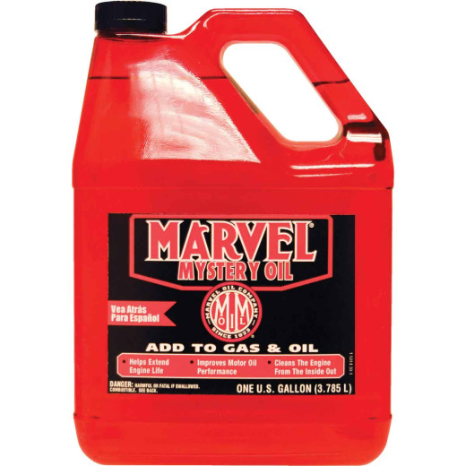 Marvel Gallon Mystery Oil Gas Treatment