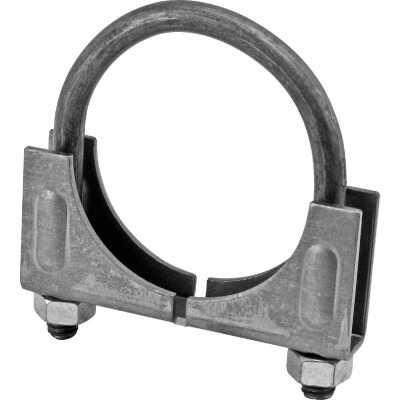 "Victor Saddle 1-7/8"" 13-gauge Steel Muffler Clamp"