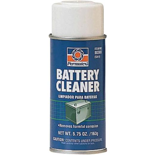 Permatex 5.75 Oz Aerosol Battery Cleaner