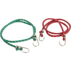 Smart Savers 6mm x 36 In. Metal with Safety End Bungee Cord (2-Pack) Image 4