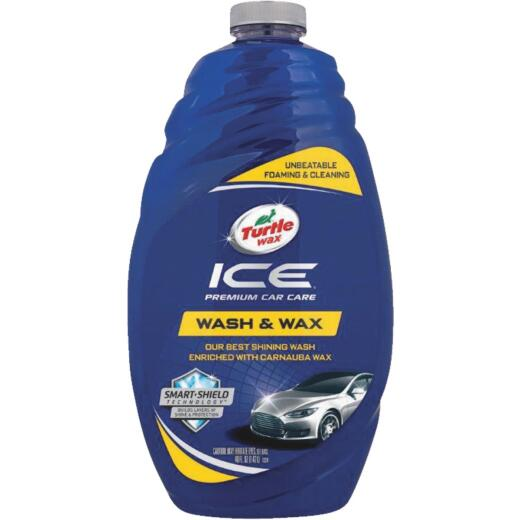 Turtle Wax ICE Liquid 48 oz Car Wash