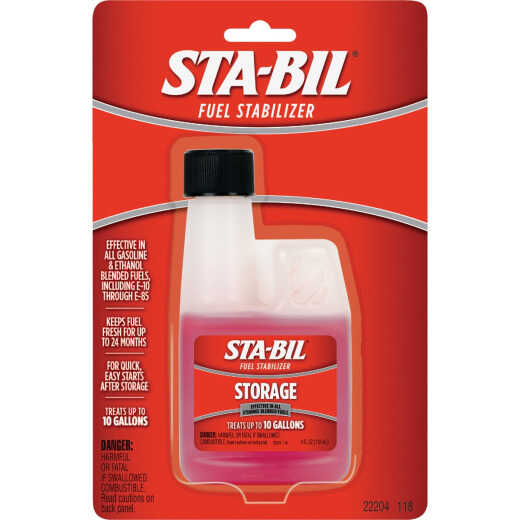 Sta-Bil 4 Fl. Oz. Fuel Stabilizer
