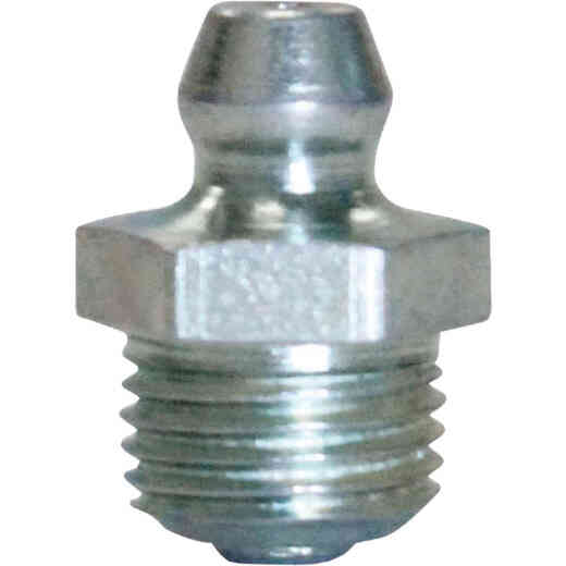 """Plews Lubrimatic Straight, Short 1/8"""" Grease Fitting"""