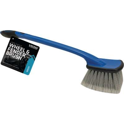 Viking Long Handle Wheel & Fender Wash Brush