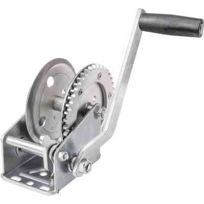Reese Towpower 1100 Lb. Single-Speed Hand Winch
