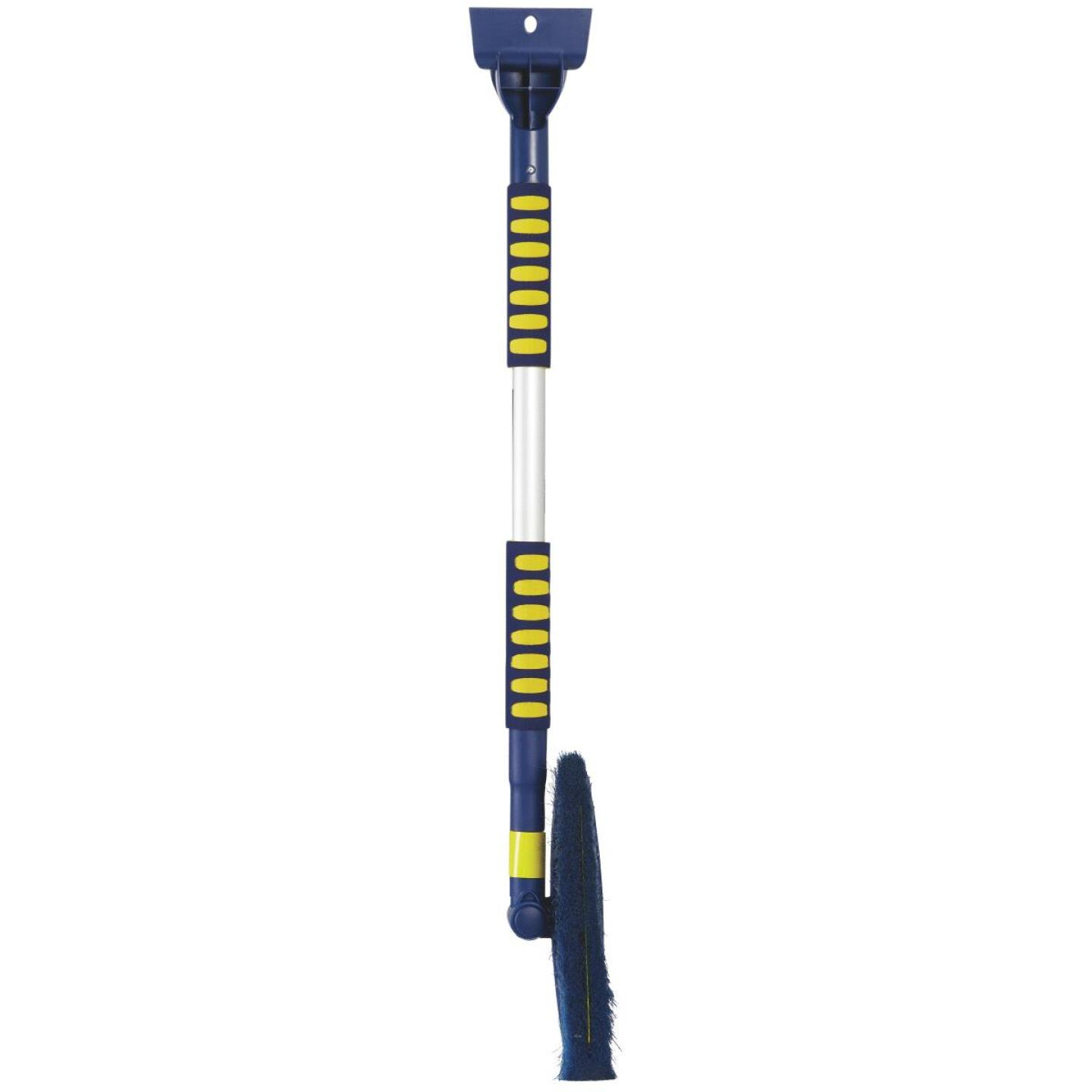 Michelin Avalanche 63 In. Steel Multi-Functional Telescopic Snowbrush and Ice Scraper Image 2