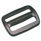 "Turf 1-1/2"" Black Strap Buckle Image 1"