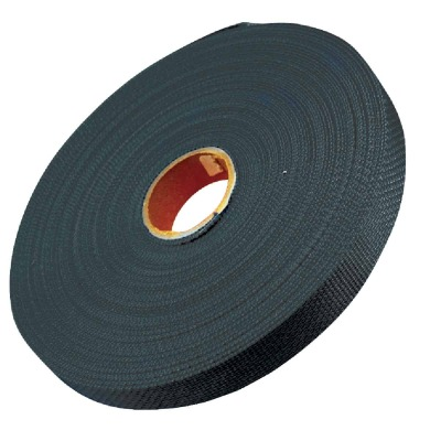 TURF 1 In. x 300 Ft. Black Light-Duty Polypropylene Strapping