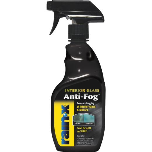 RAIN-X 12 Oz. Trigger Spray Interior Glass Anti-Fog Cleaner