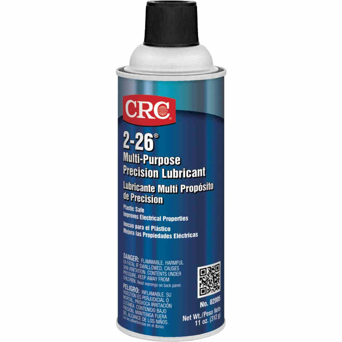 CRC Electrical 2-26 11 Oz. Aerosol Multi-Purpose Lubricant Image 1