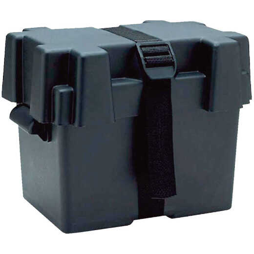 """Seachoice 7-1/4"""" x 10"""" 10-1/2"""" Battery Box"""