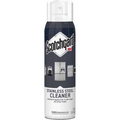 Scotchgard 17.5 Oz. Stainless Steel Cleaner & Polish