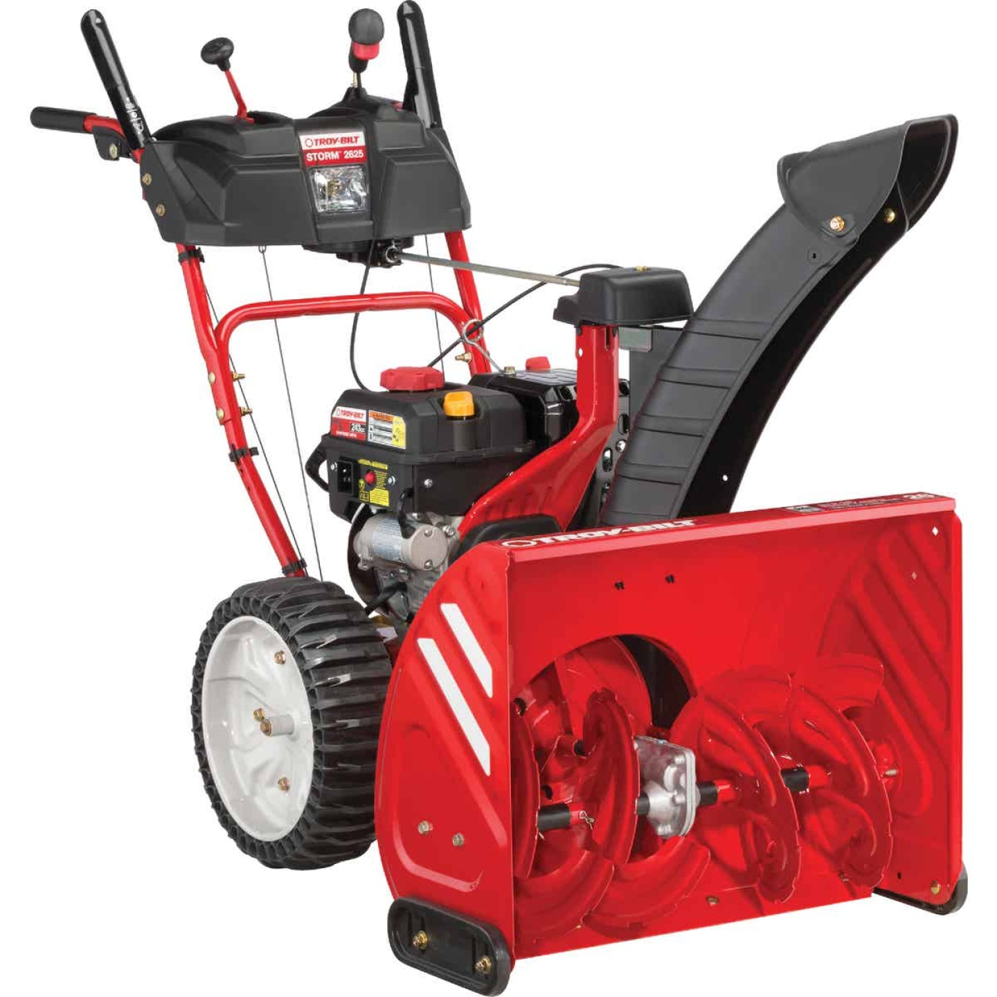Troy-Bilt Storm 26 In. 243cc 2-Stage Gas Snow Blower Image 1