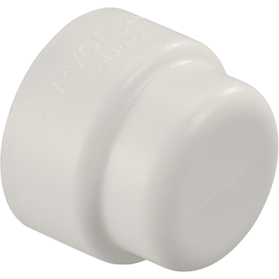 Orbit 1 In. PVC-Lock Cap