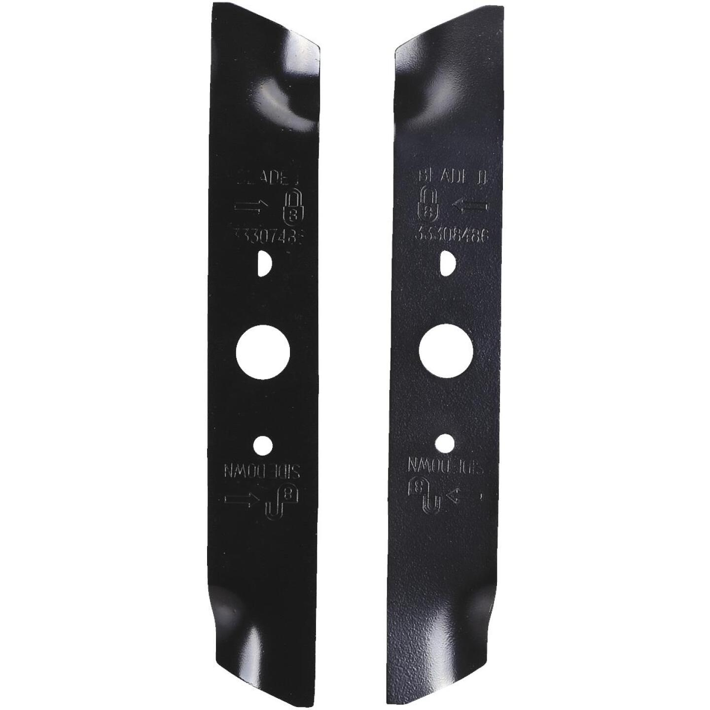 Greenworks Dual Blade Replacement Blades (2-Pack) Image 1