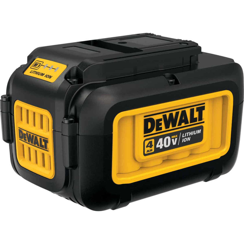 DeWalt 40V 4Ah MAX Tool Replacement Battery Image 1