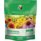 Earth Science  All-In-One 2 Lb. 200 Sq. Ft. Coverage Perennial Wildflower Seed Mix Image 1