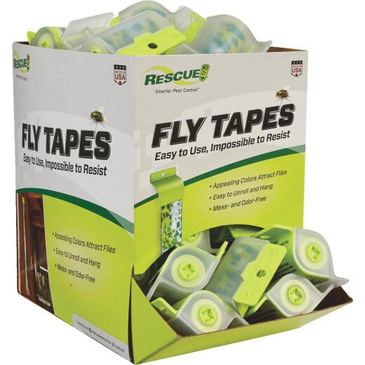 Rescue 24 In. Fly Ribbon Display (48-Pack)