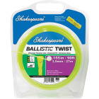Shakespeare 0.155 In. x 90 Ft. Ballistic Twist Universal Trimmer Line Image 1