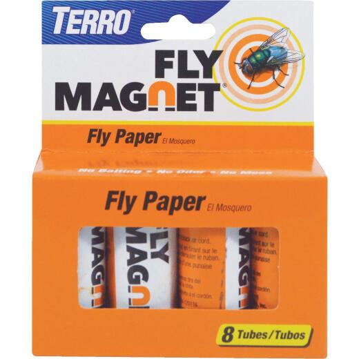 Terro Fly Magnet 3 Ft. Fly Ribbon (8-Pack)