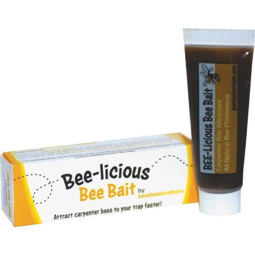 Best Bee Brothers BEE-Licious 10 Ml. Gel Outdoor Carpenter Bee Bait