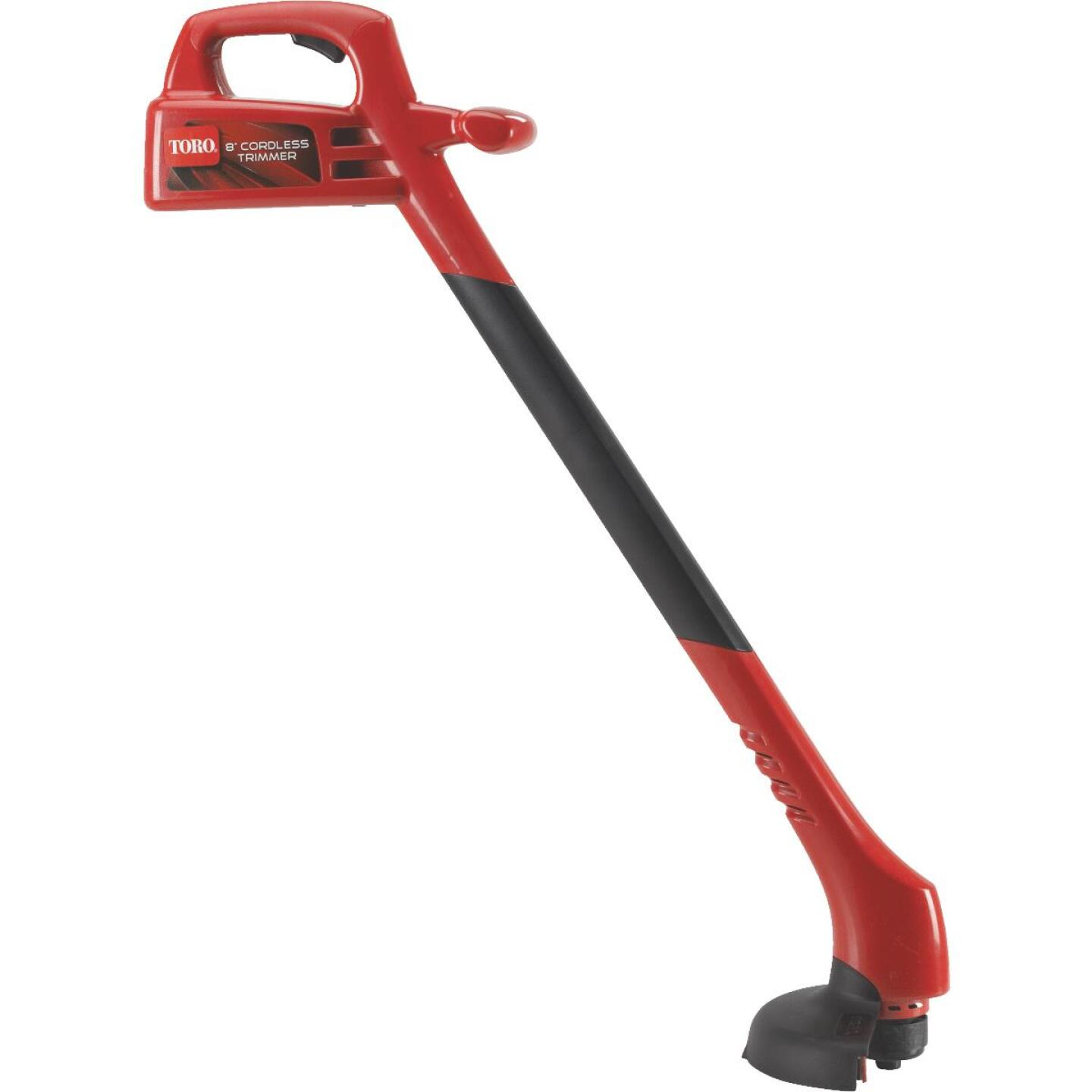 Toro 12V 8 In. Ni-Cad Straight Cordless String Trimmer Image 1