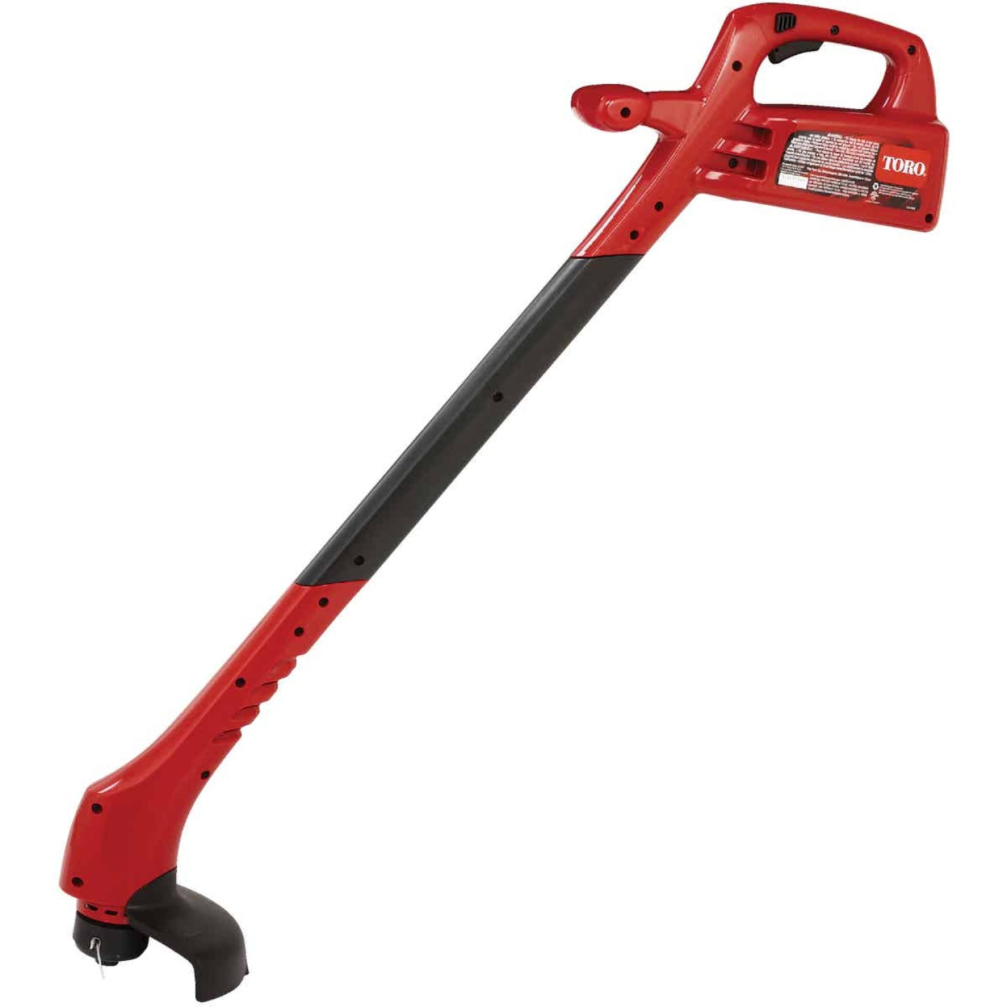 Toro 12V 8 In. Ni-Cad Straight Cordless String Trimmer Image 10