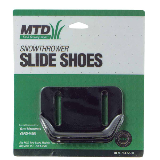 Arnold MTD 2-Stage Steel Snow Blower Slide Shoe